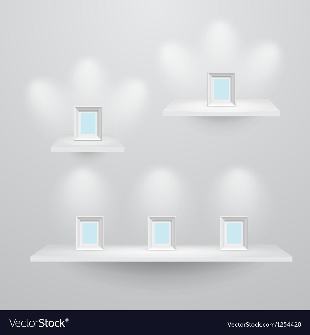 Shelf3sizes vector