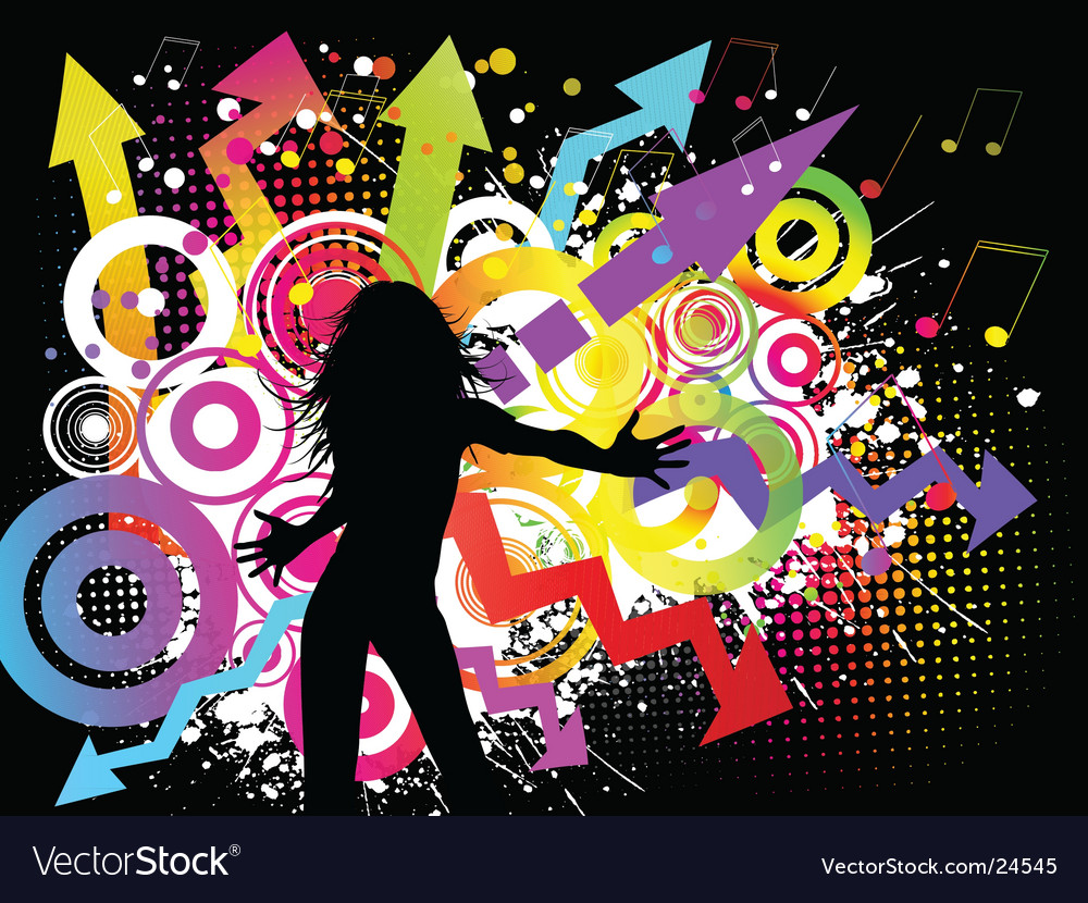 Funky party vector
