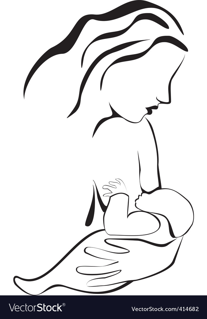 Breastfeeding vector