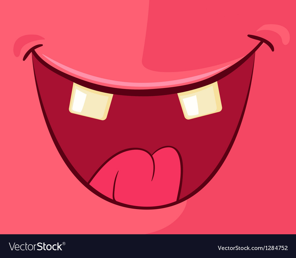 Monster avatar vector
