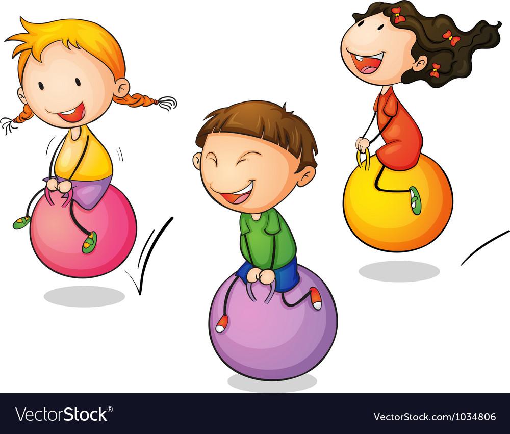 Bounce vector