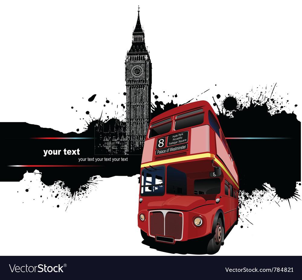 London banner vector