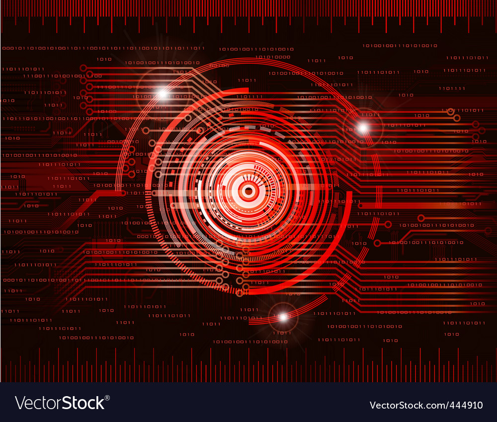 Red vector
