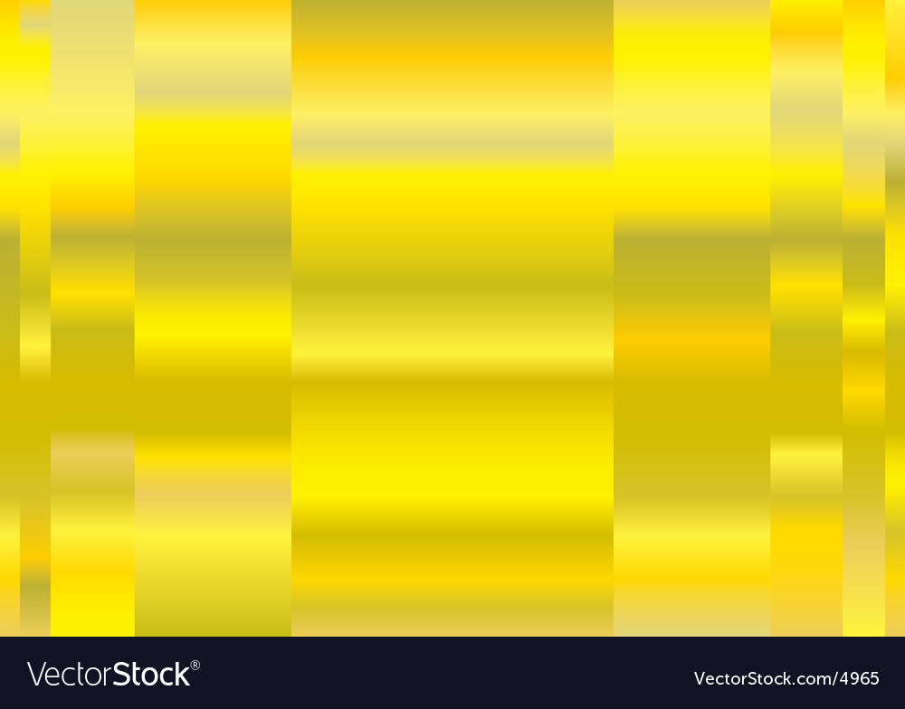 Yellow metal a background vector