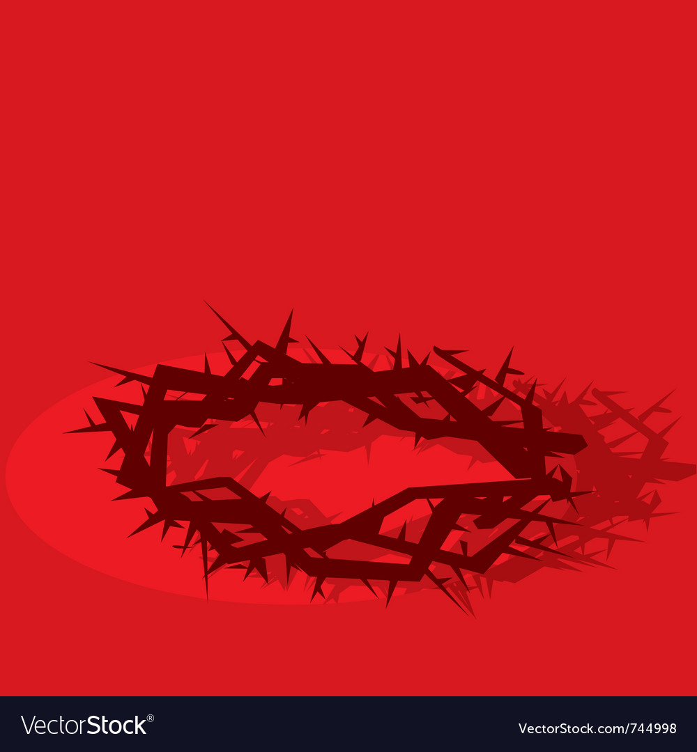 Jesus pain vector