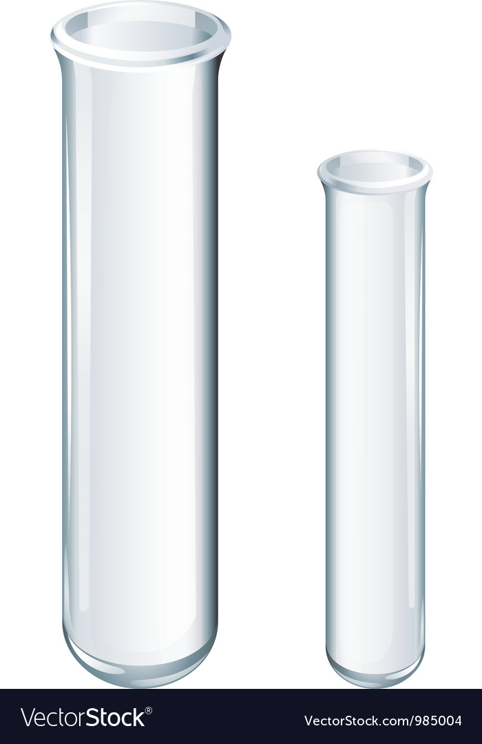 Glassware vector