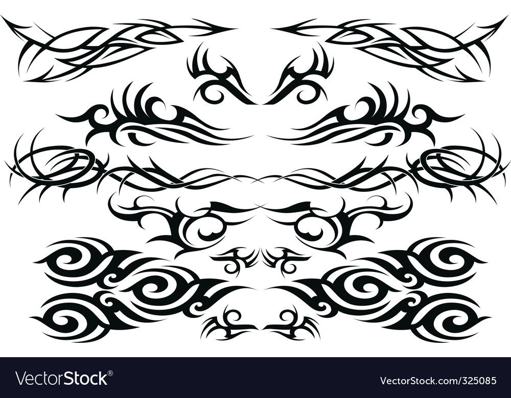 Free tattoo vector