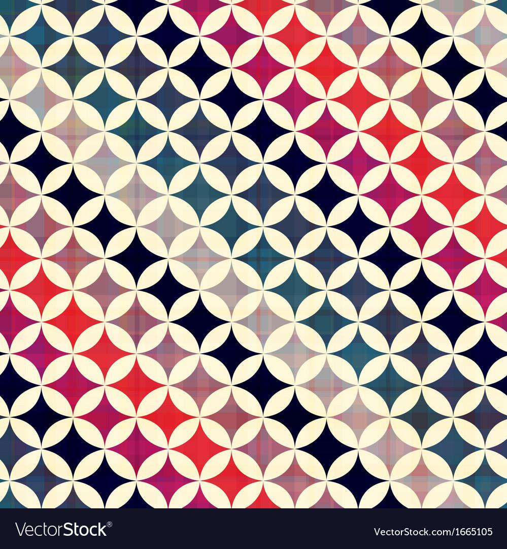Simple circle pattern