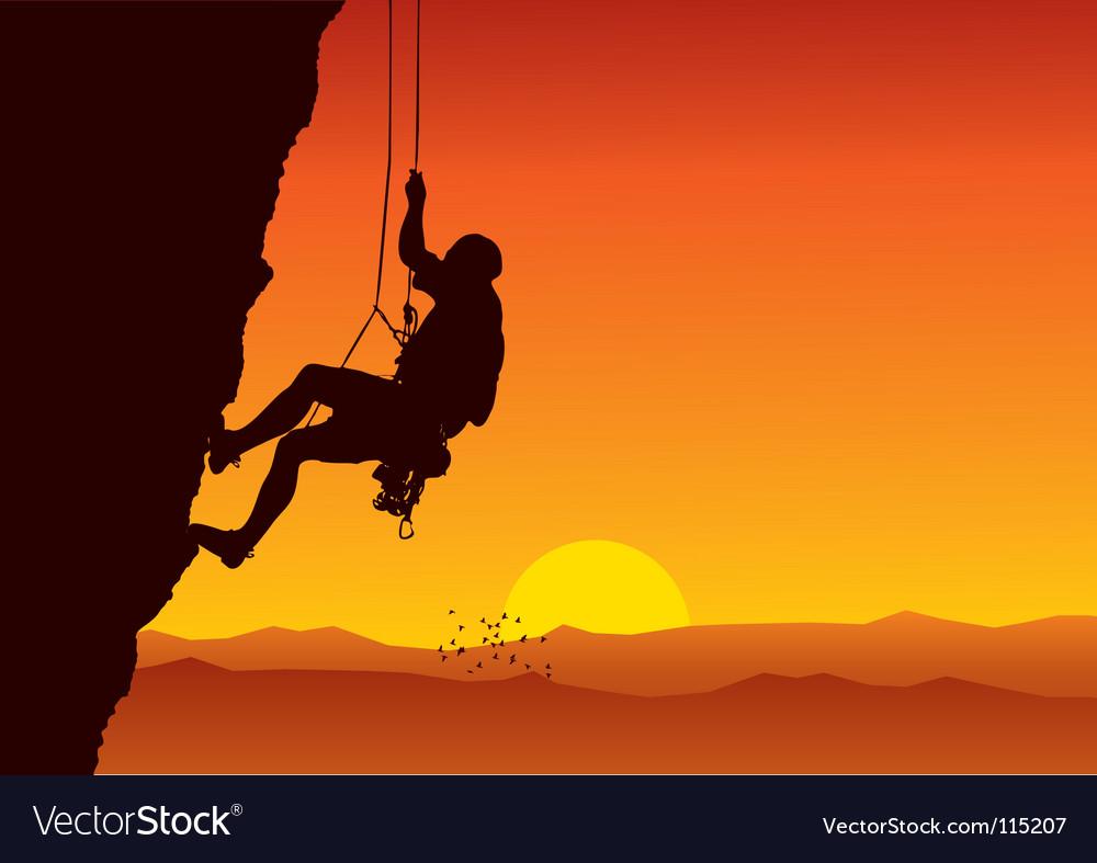 Climber vector