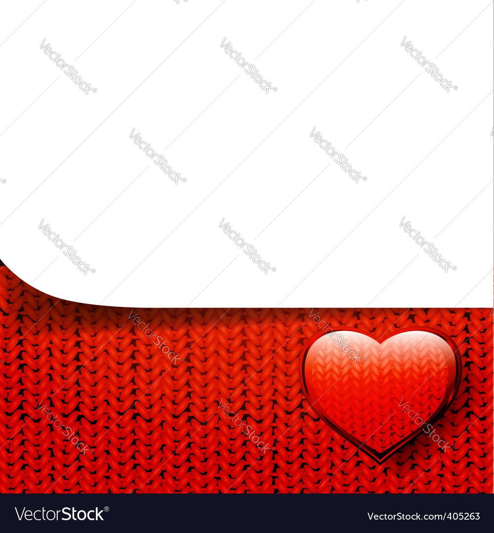Valentine template vector