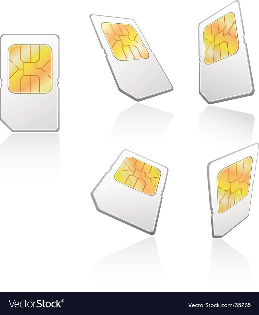 Sum card vector