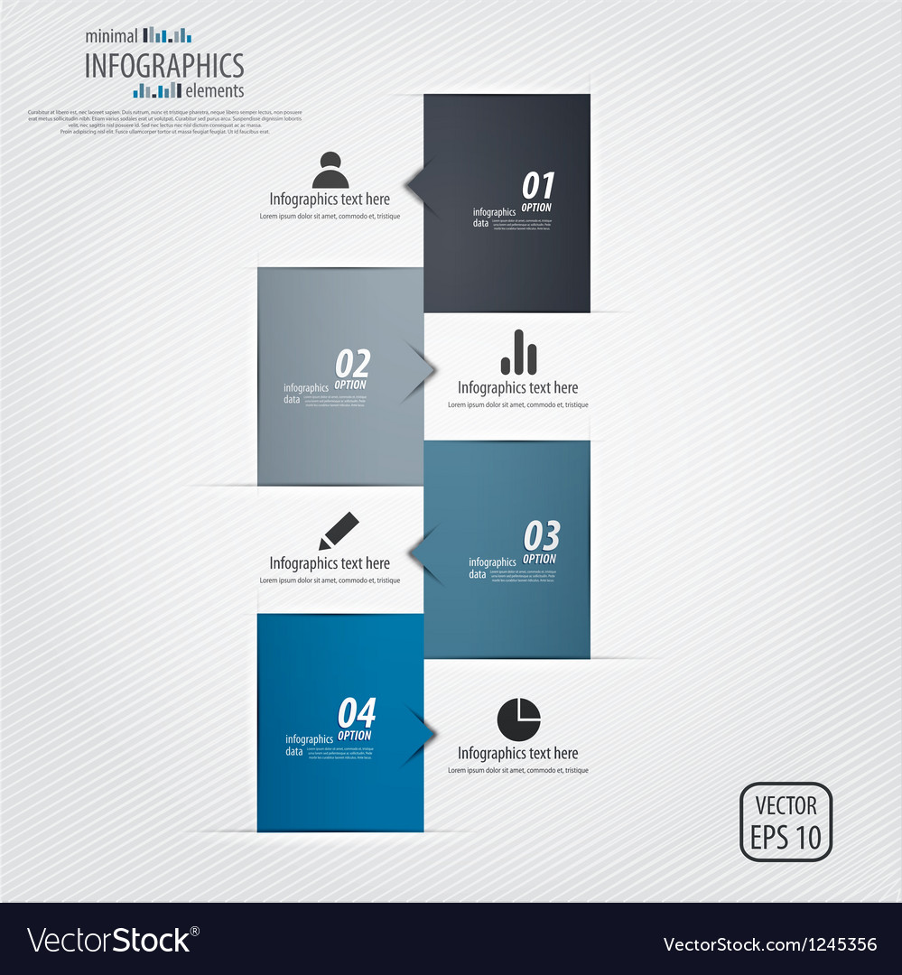 Design infographics vector