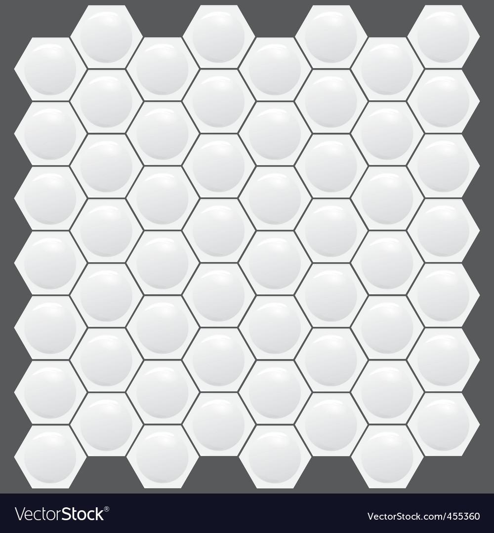 Hexagon texture pattern vectorHexagonal Pattern Vector