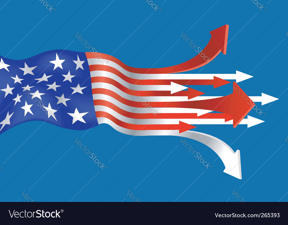 Go america vector