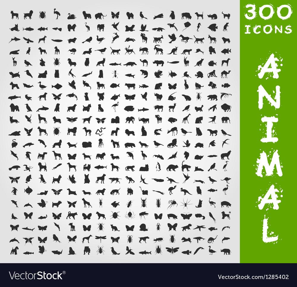 Animal3 vector
