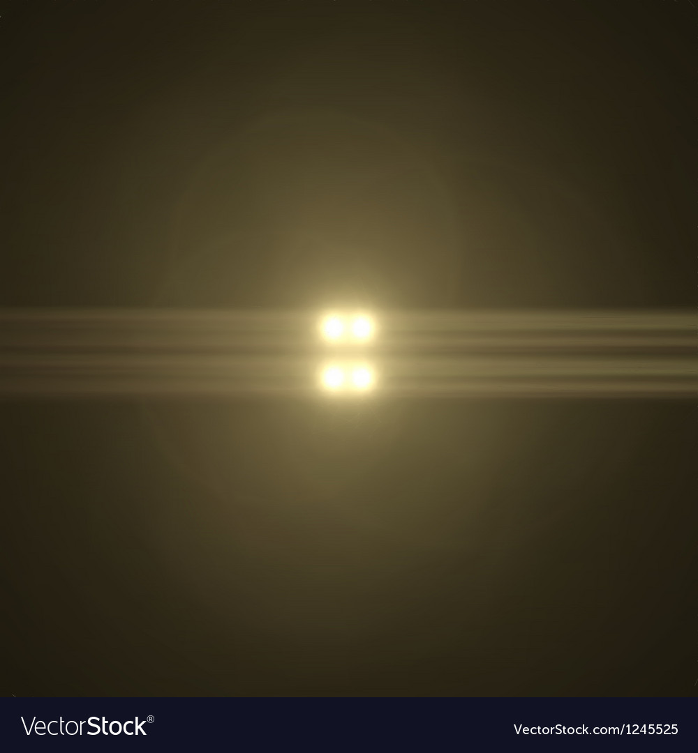 Special effect vector