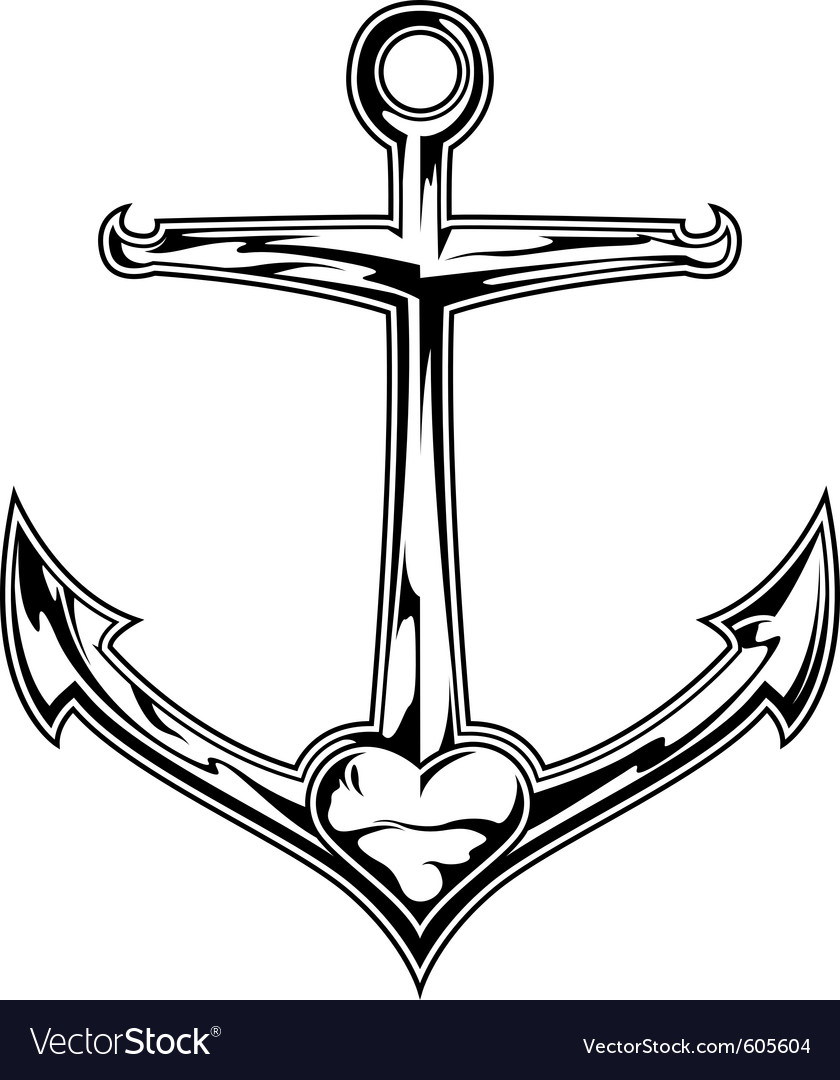 Free anchor vector