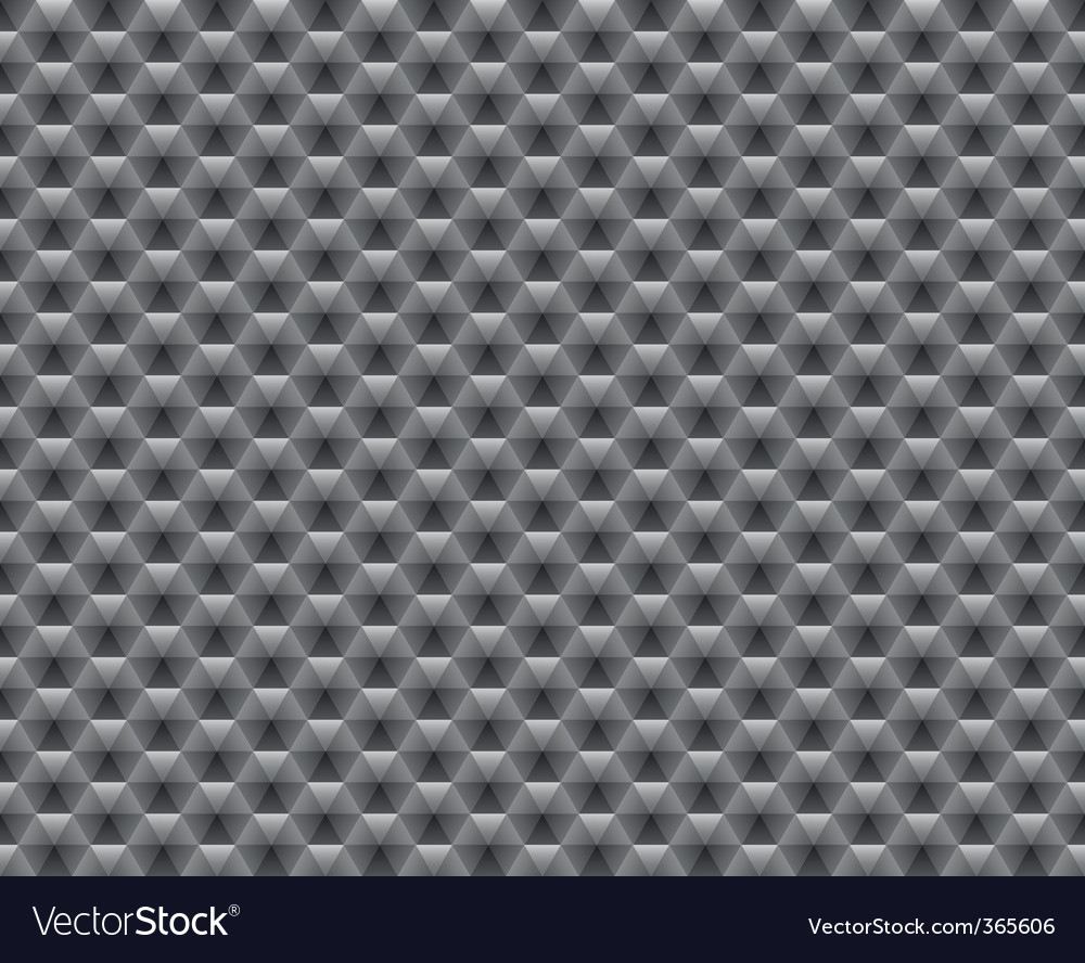 Seamless gray pattern vector