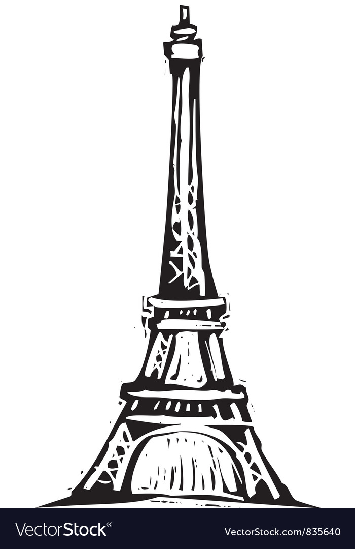 Eiffel tower vector lektonfo eiffel tower vector thecheapjerseys Gallery