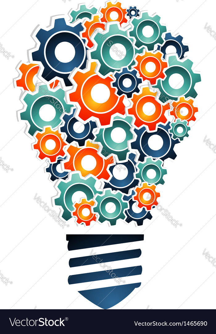 Industrial Innovation Concept Vector By Cienpies Image