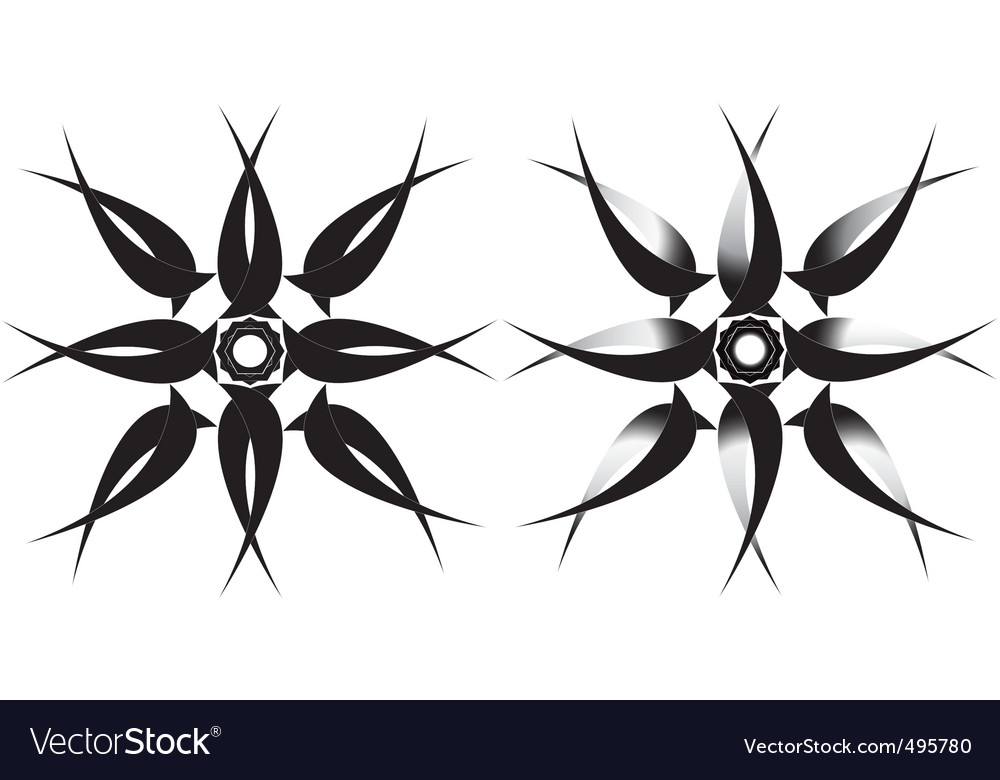 download tribal vector tattoo star tattoo Tribal  vectors  Download Tribal art 495780 vector