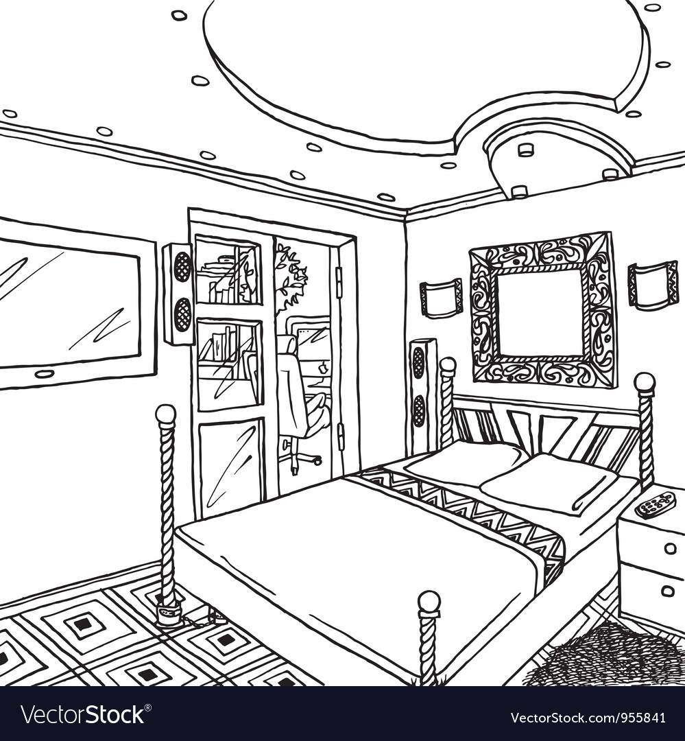 Two Girls Study Discussion furthermore Luxurious Bedroom Vector 955841 additionally Salle A Manger Contemporain in addition Ideas For The House in addition Ebcfamilyworshi eek blogspot. on cartoon black and white living room
