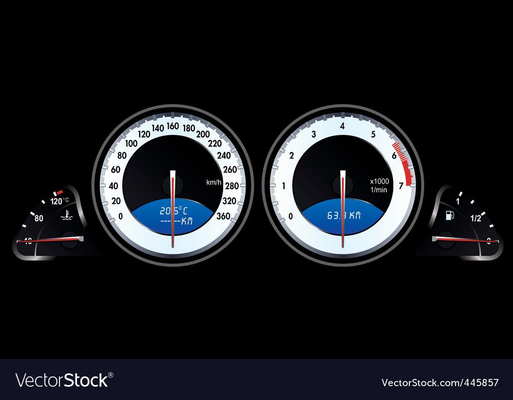 Speedometer3 vector