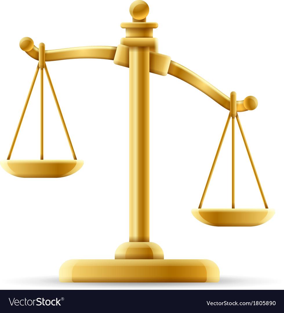 Unbalanced scale of justice vectorUnbalanced Scale Of Justice Vector