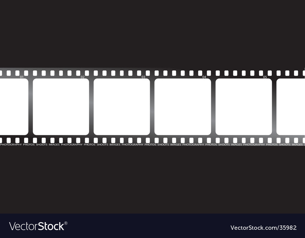 White film vector