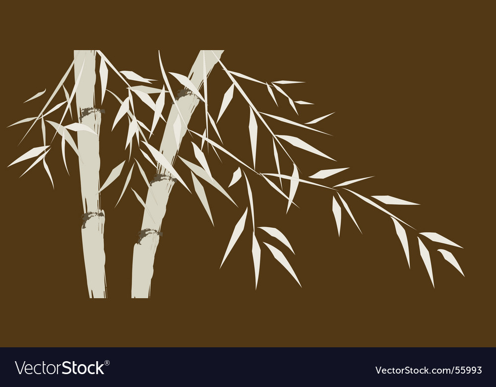 Floral style vector