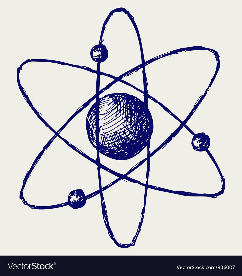 Abstract atom vector