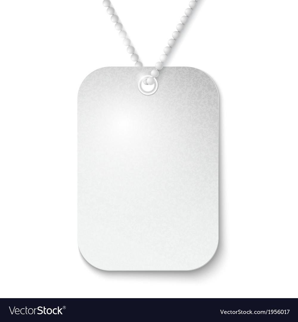 Identity tag vector