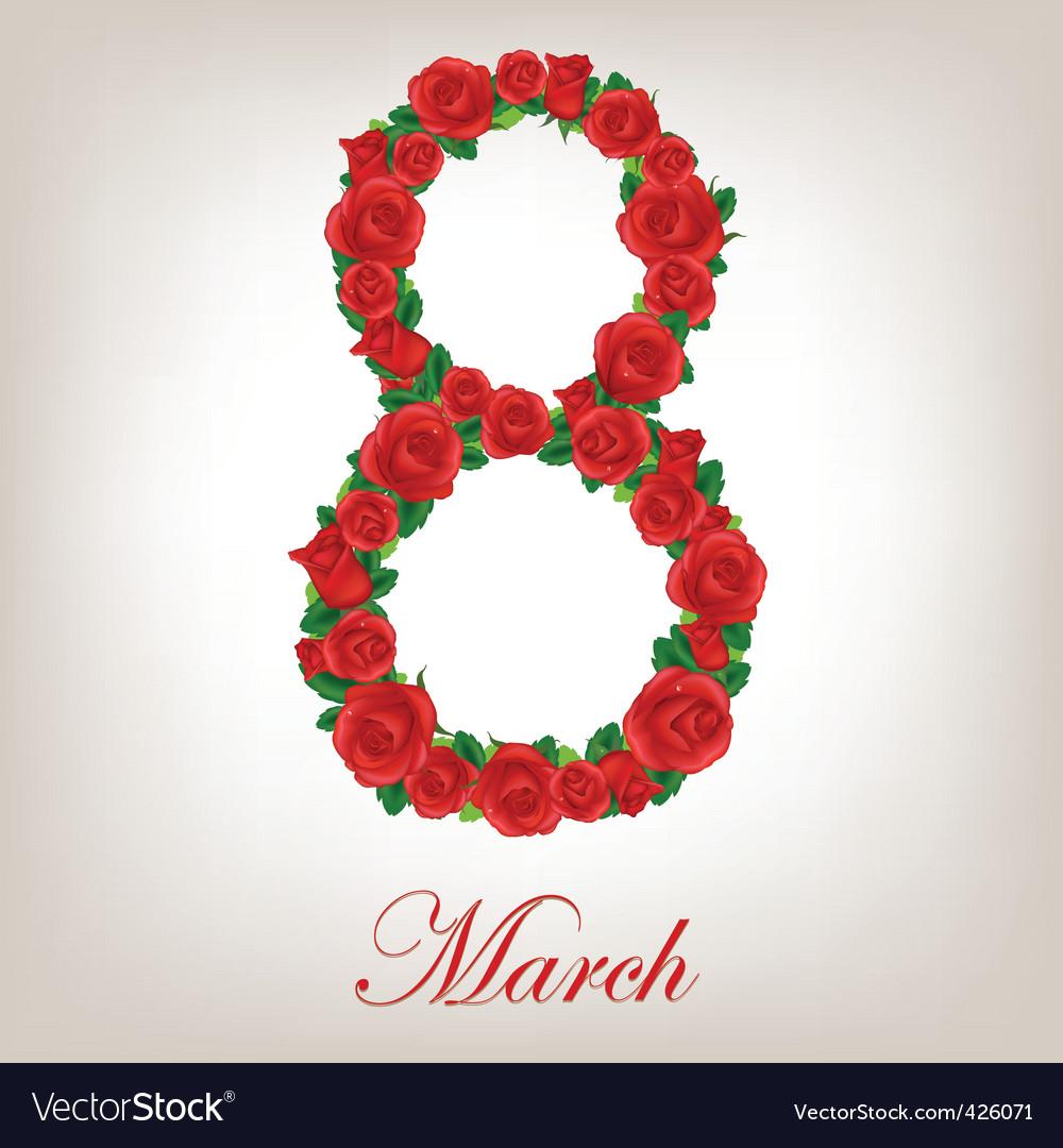 international women day vector 426071 بوستات ومنشورات عيد المرأة العالمي 2016 women's day posts