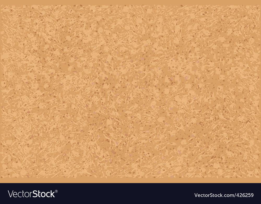 Cork vector