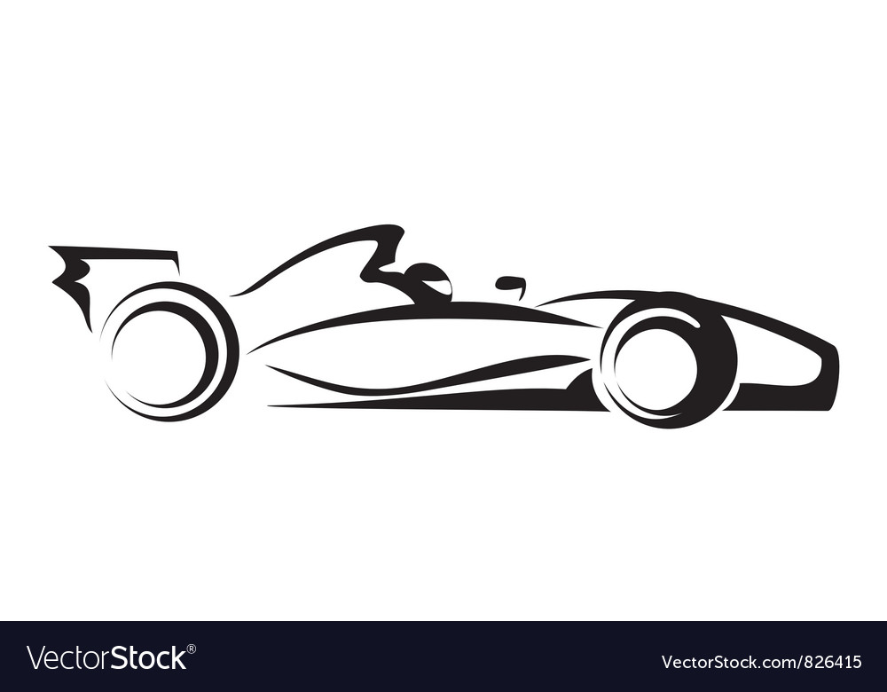 Formula 1 vector