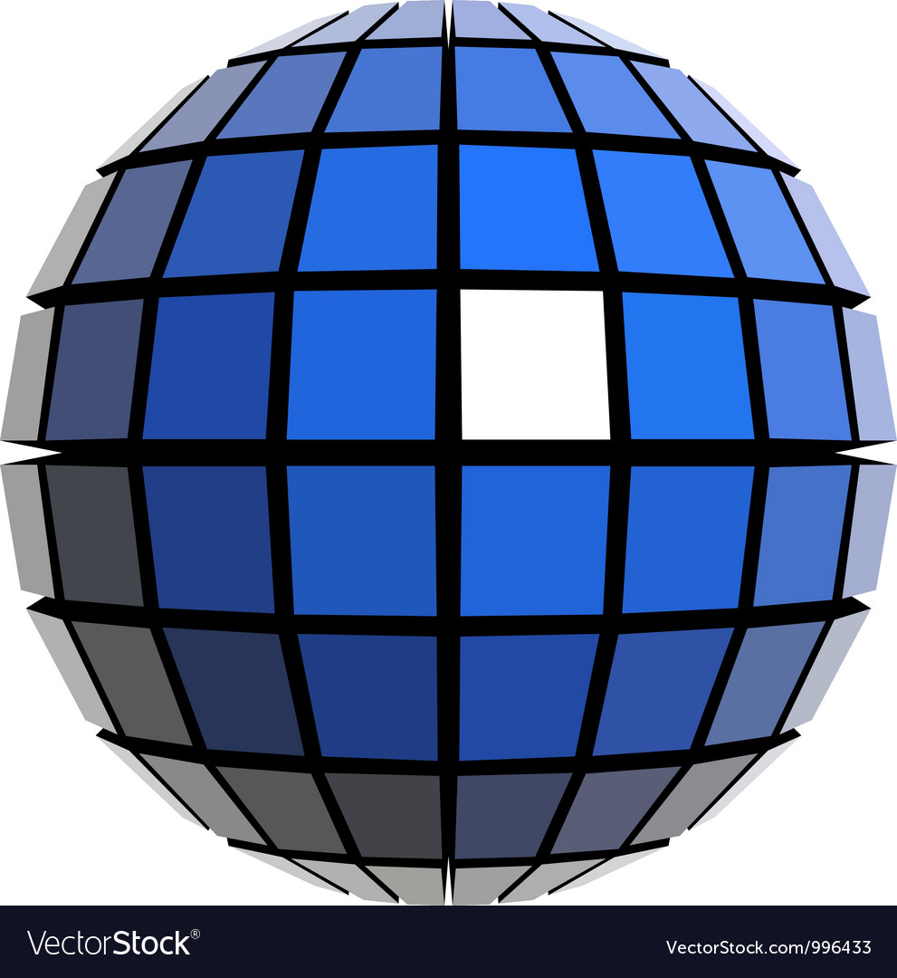 Global sphere vector