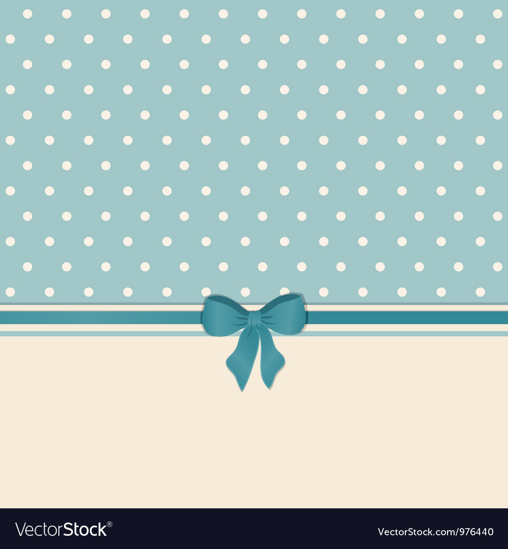 Vintage decorative background vector