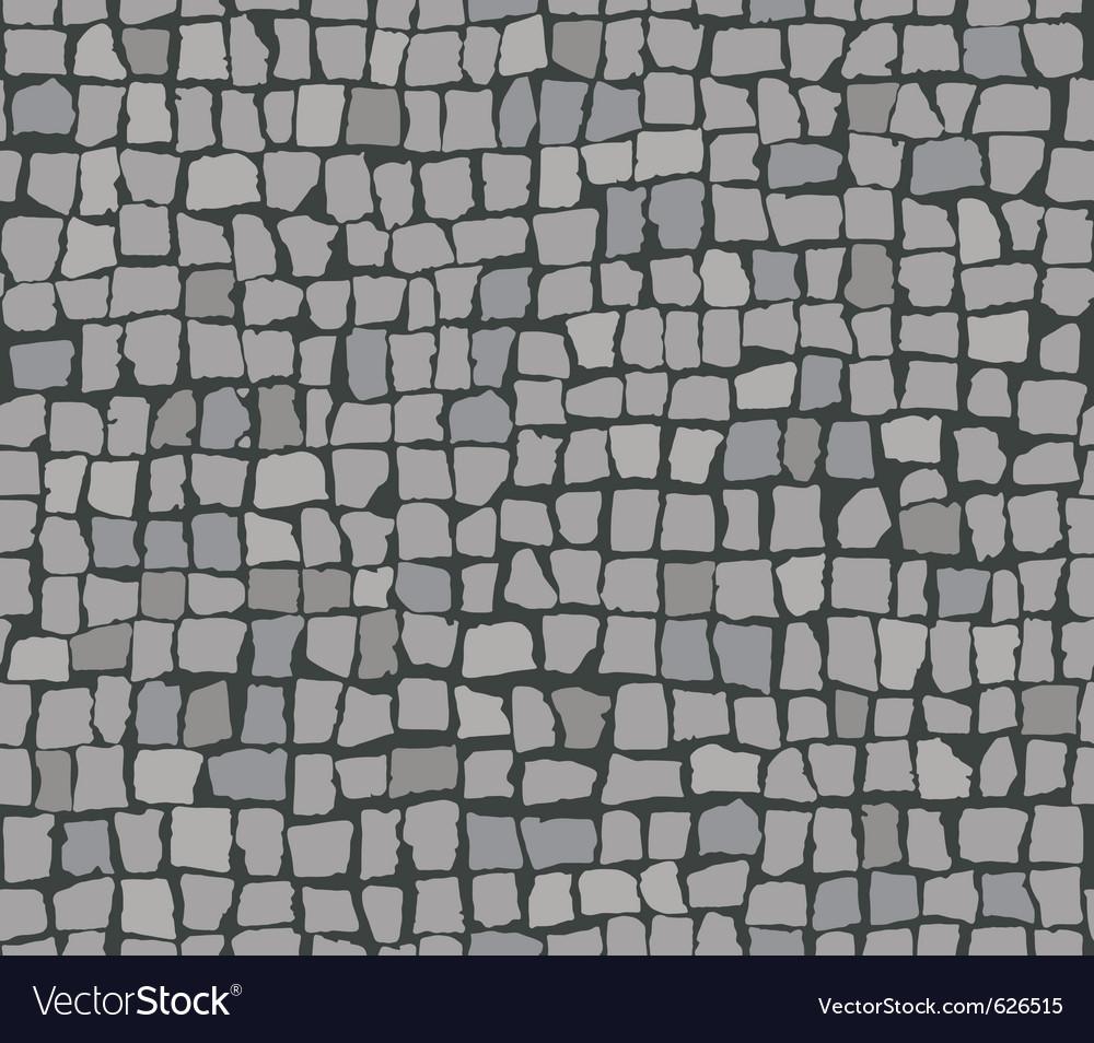 Paving stones vector