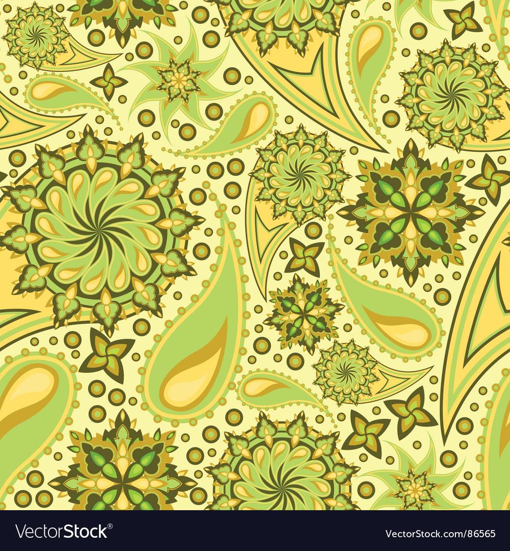 Flower texture vector
