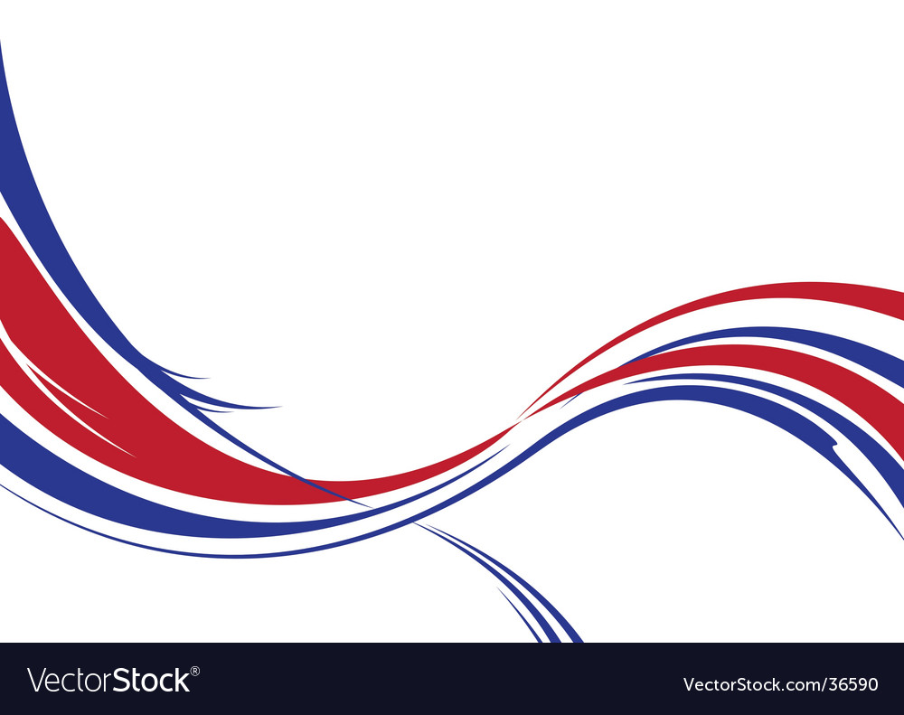 Us abstract vector