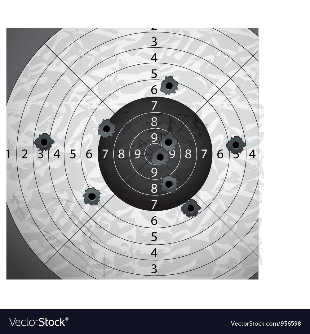 Aim vector