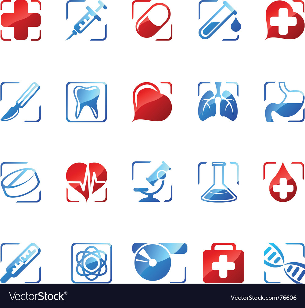 Medical Icon Vector – images free download