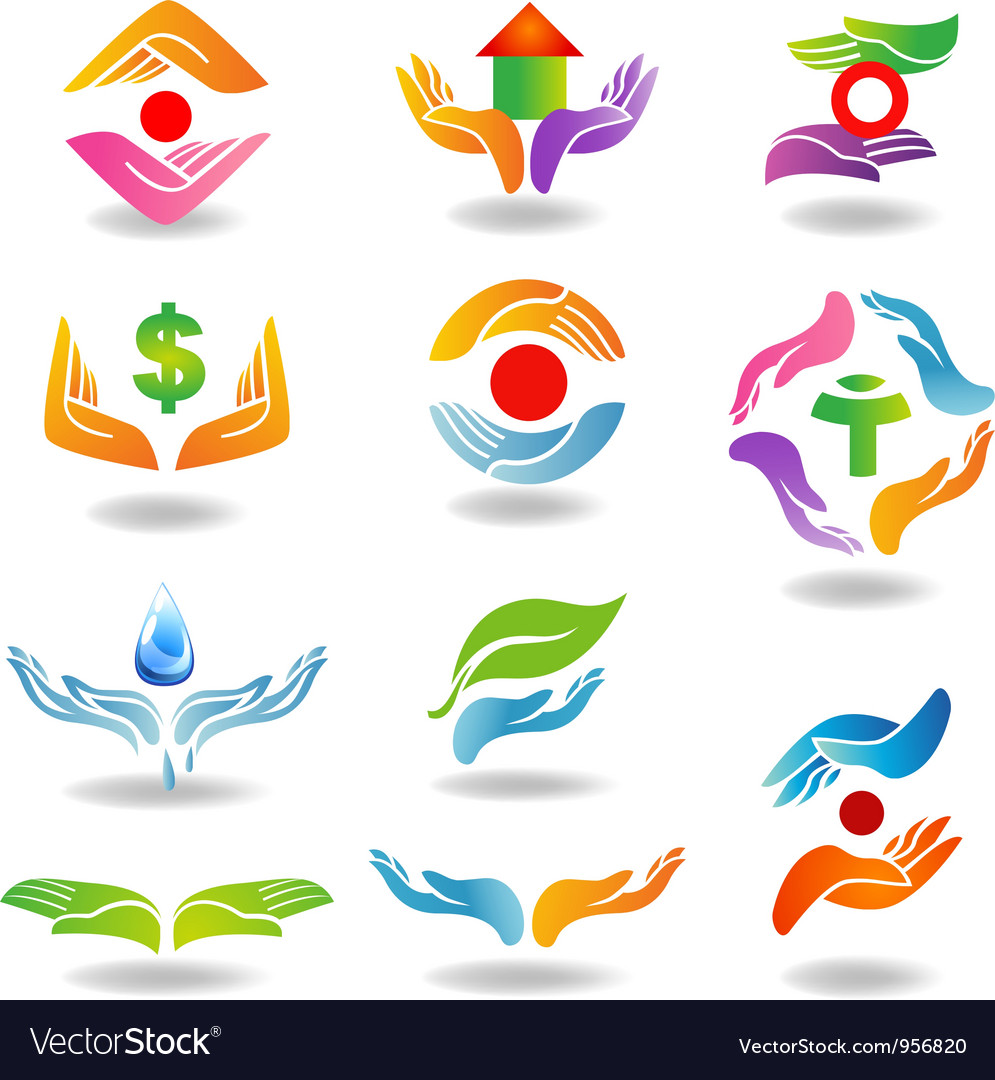 Hands Vector Free Download Related Keywords & Suggestions -Hands ...