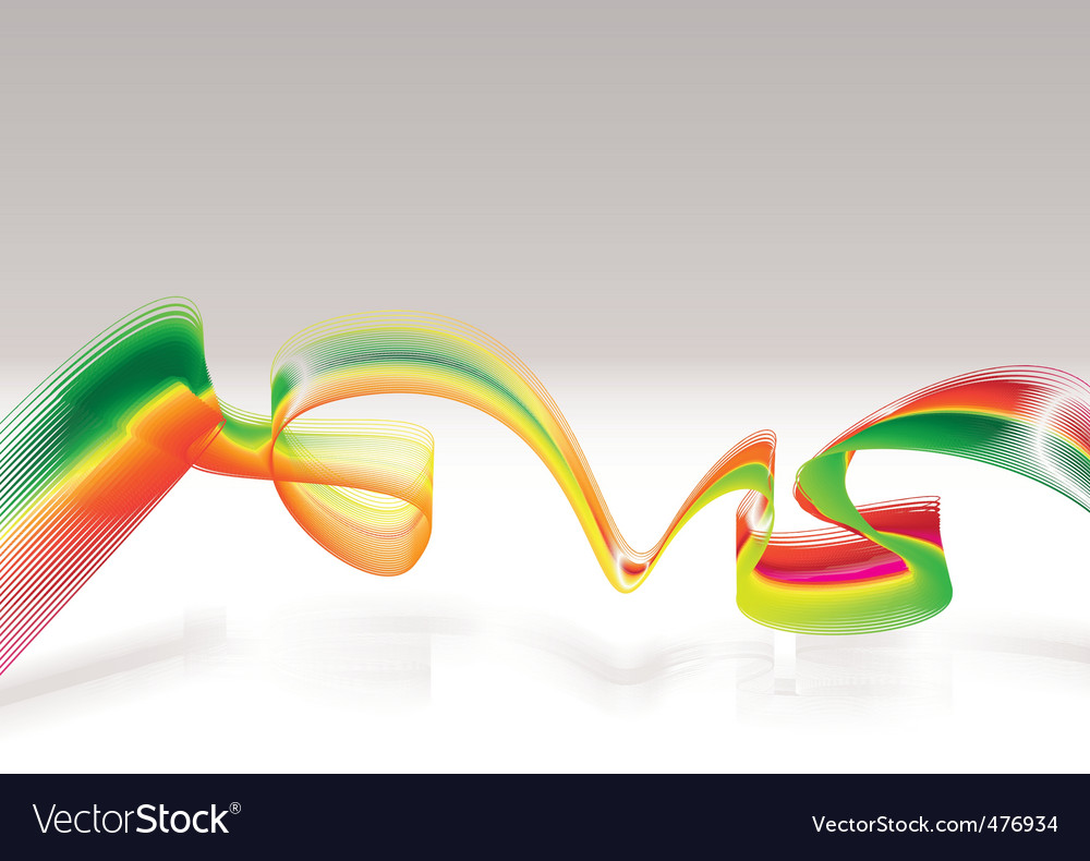 Rasta modern wave vector