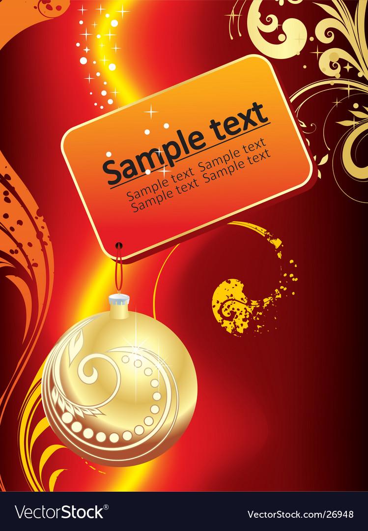 Christmas designs vector