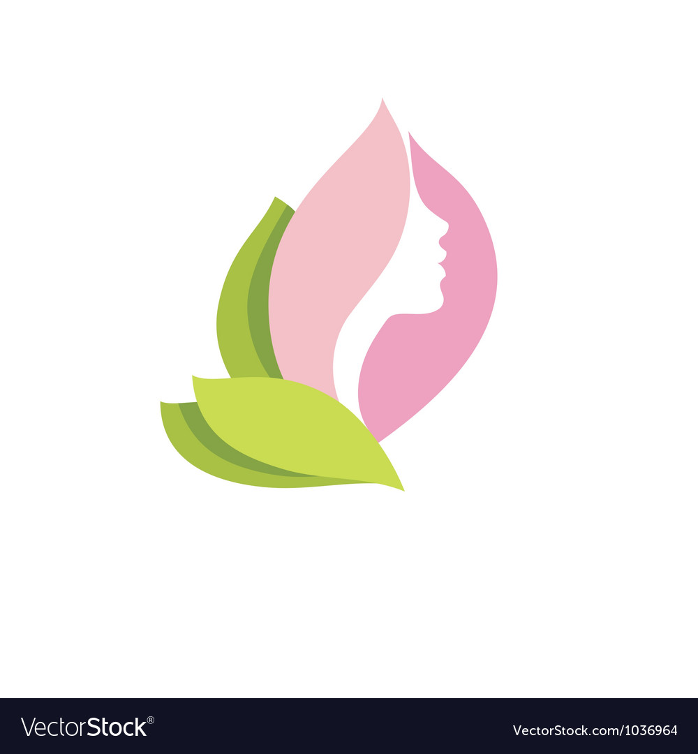 Beauty blossom vector