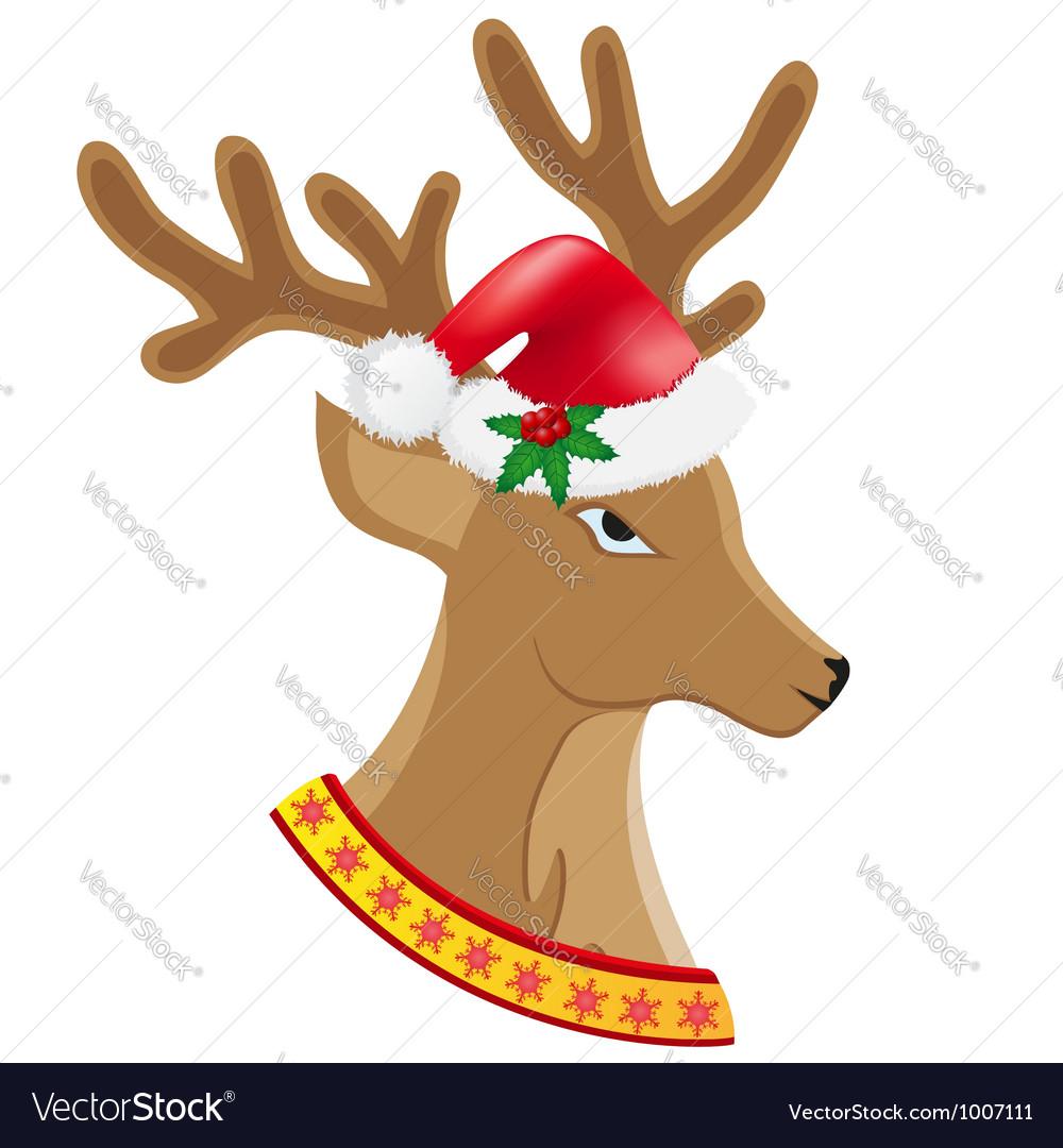 Deer 02 vector