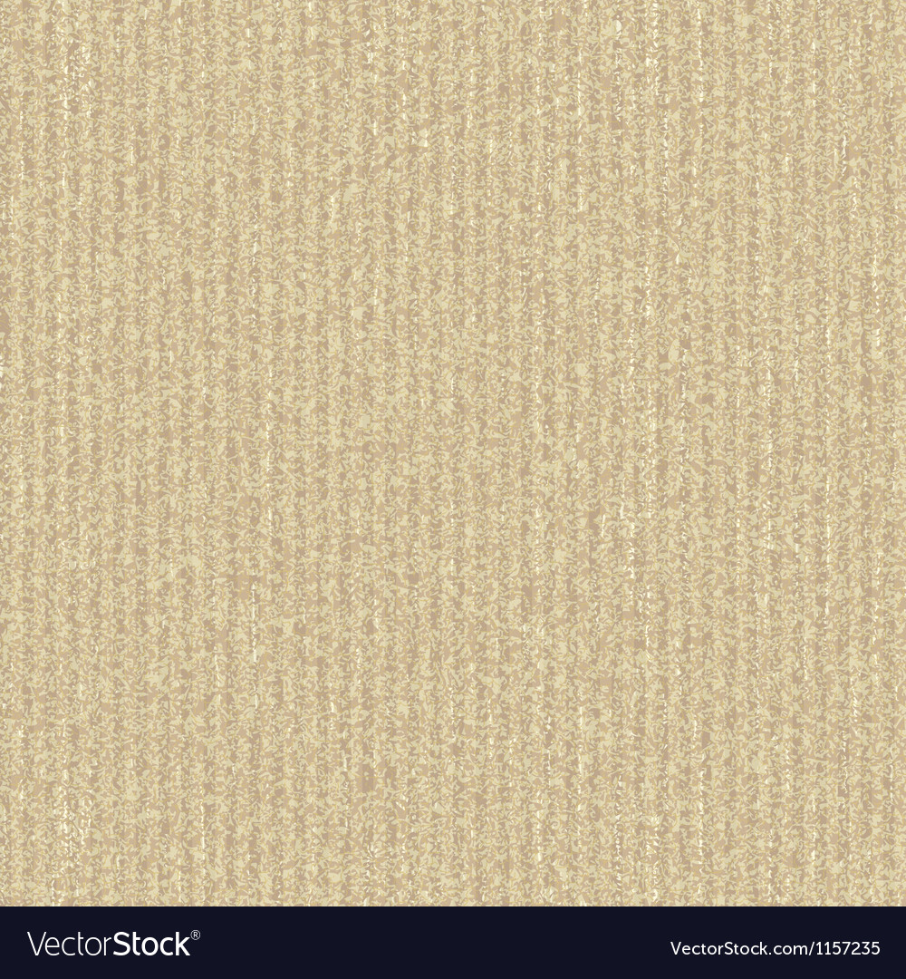 Striped cardboard vector
