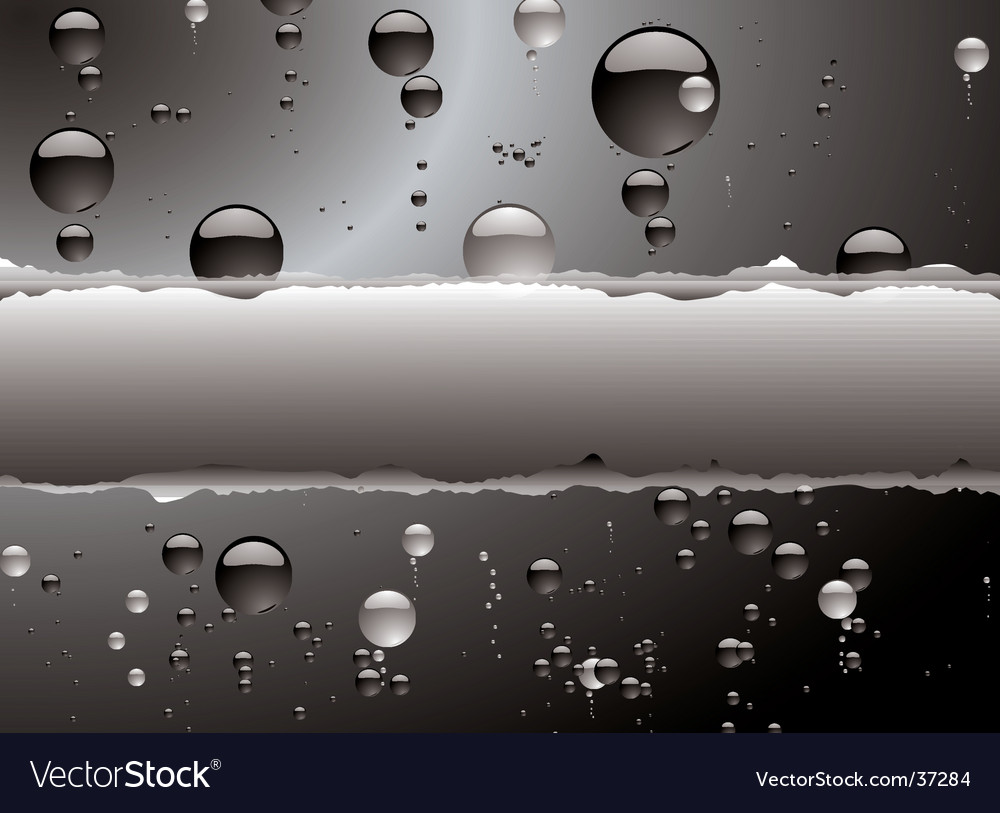 Bubble rip vector