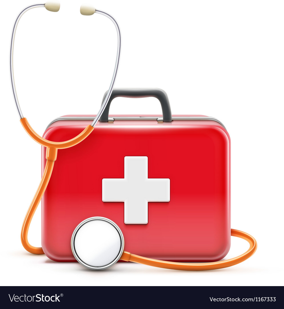 Healthcare concept vector